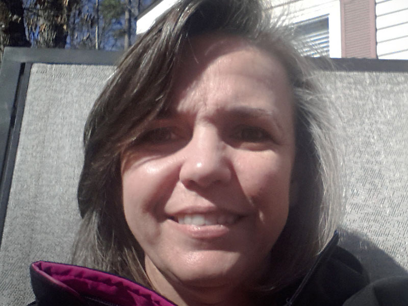 Patricia John tells her story